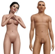 The Sims 3 nude skin shaved ... leader: FEMEN's Anna Gutsol on sex tourism and short skirts in Ukraine
